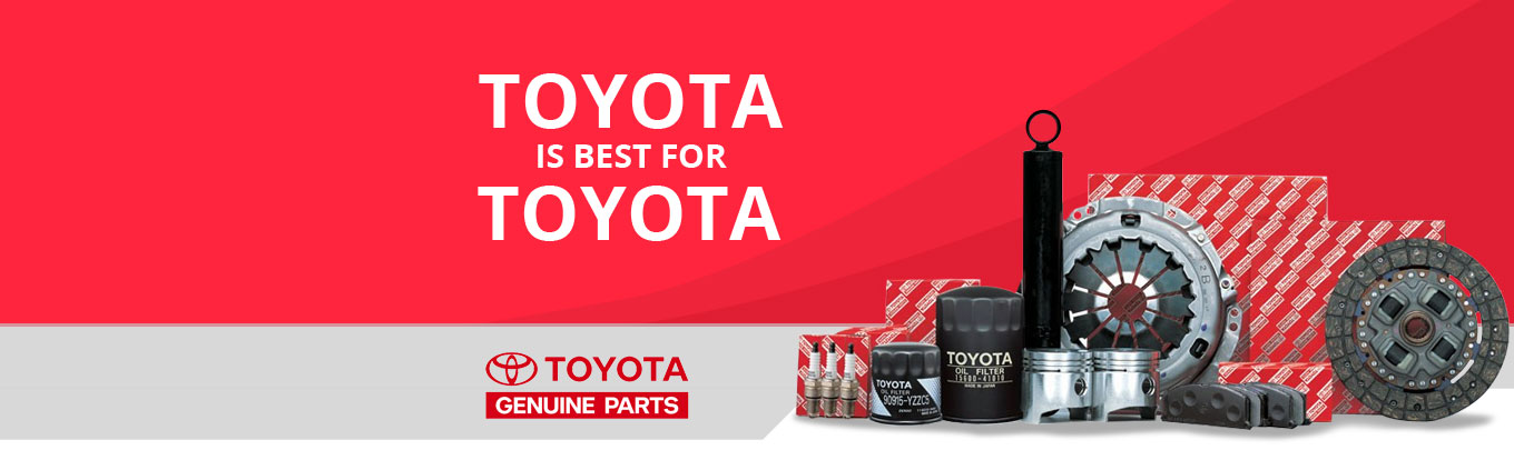Genuine Toyota Parts >> Toyota Genuine Parts Accessories Buy Toyota Oem Parts Online